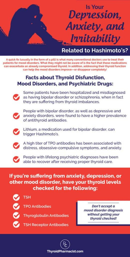 Are You Going Crazy or Is It Just Your Thyroid