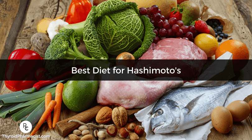 The Best Diet For Hashimoto's