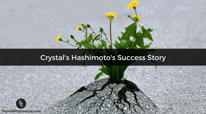 Crystal's Hashimoto's Success Story
