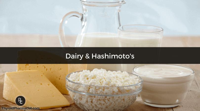 Dairy & Hashimoto's