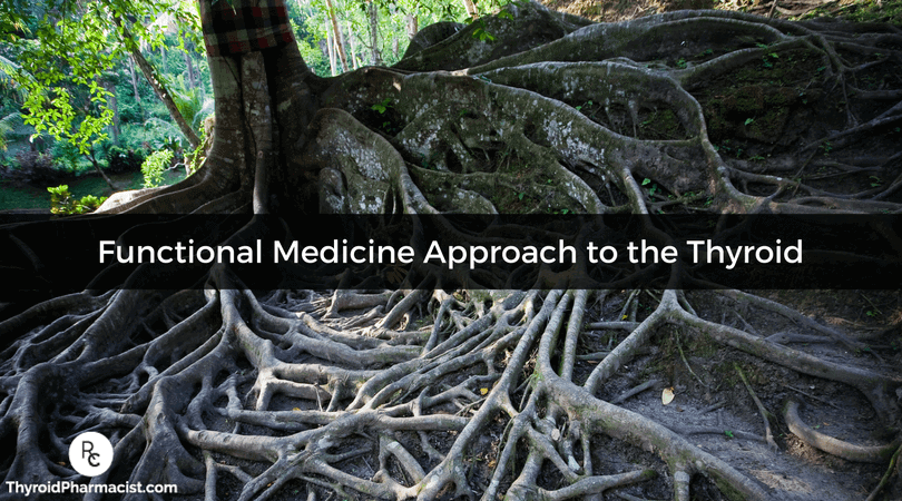 Functional Medicine Approach to the Thyroid