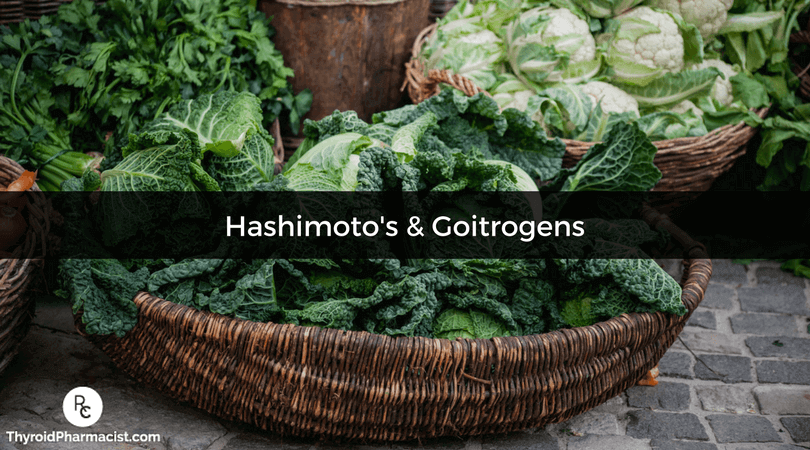 What Are Goitrogens and Do They Matter with Hashimoto's?