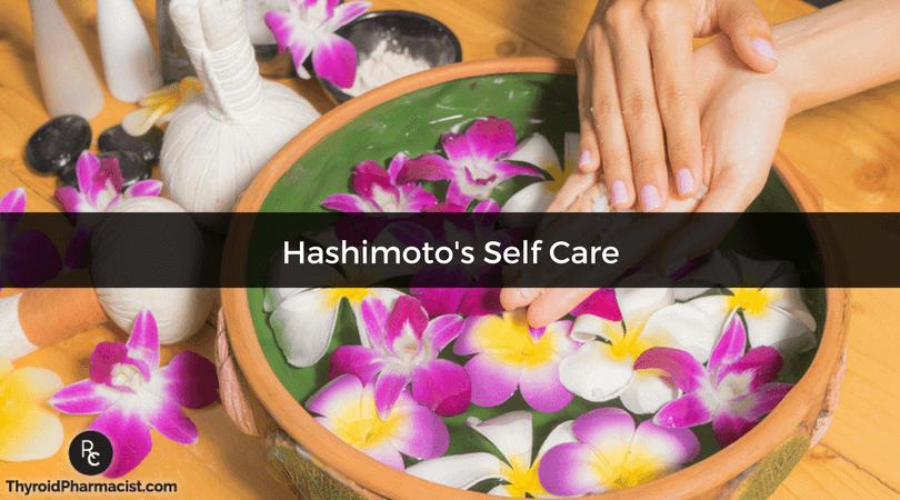 Hashimoto's Self Care
