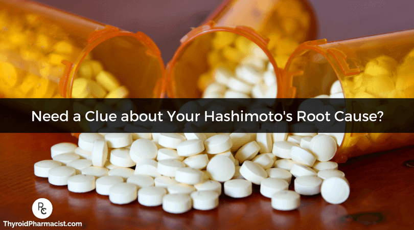Need a Clue about Your Hashimoto's Root Cause