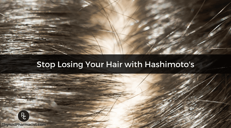 how to stop losing your hair
