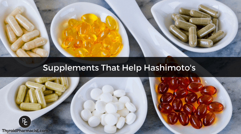 Supplements That Help Hashimotos