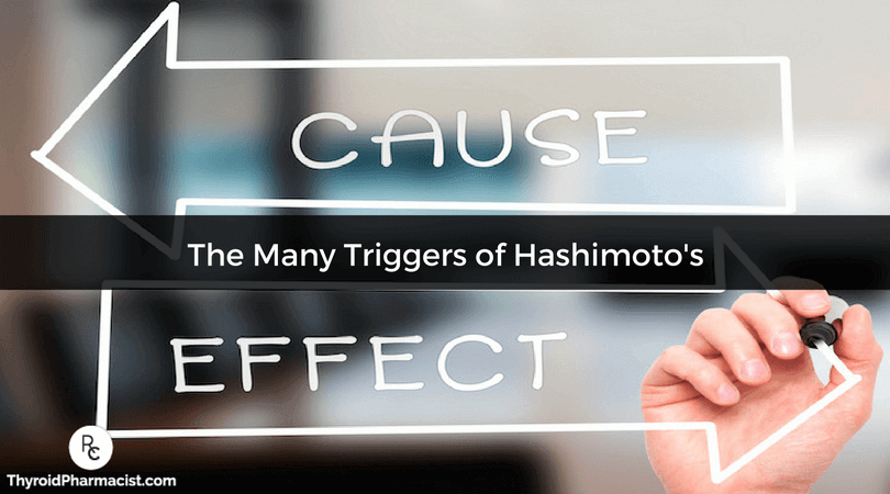 The Many Triggers of Hashimoto's