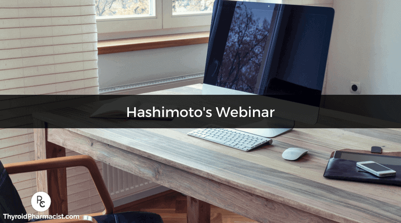 Hashimoto's Webinar
