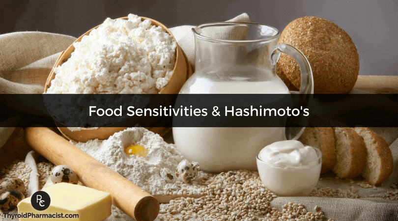 Food Sensitivities and Hashimoto's