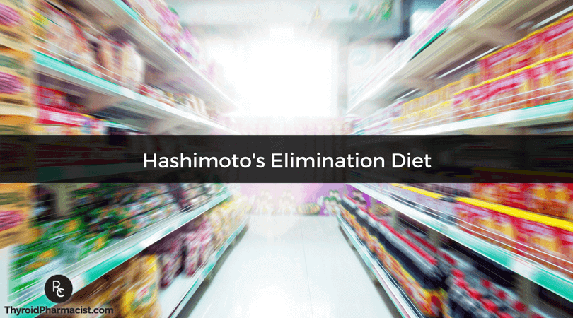 Uncover Your Hashimoto's Root Cause with an Elimination Diet