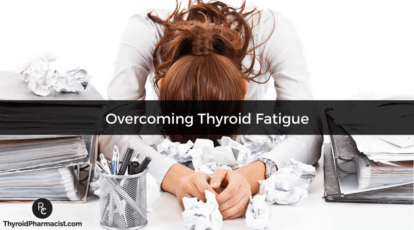 Top 10 Tips for Overcoming Hashimoto's Fatigue