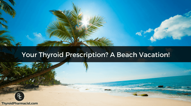 Get Some Sunshine For Your Thyroid!