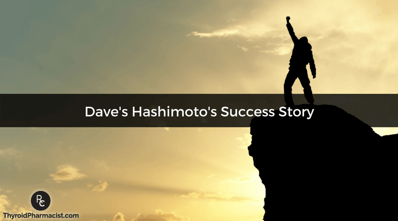 Discover what Dave's root cause was for his Hashimoto's.