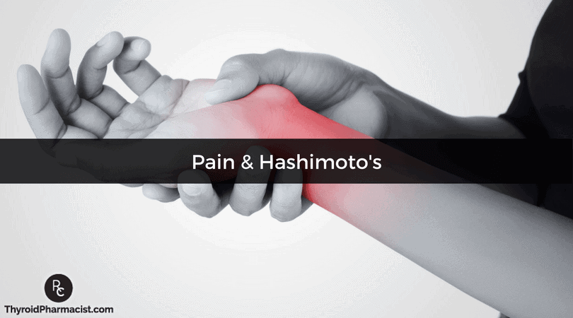 Natural Solutions to Managing Pain with Hashimoto's