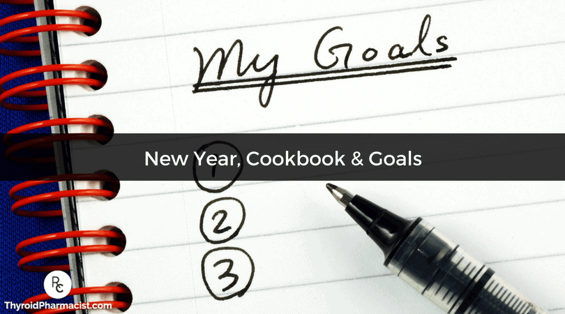 New Year, Cookbook & Goals