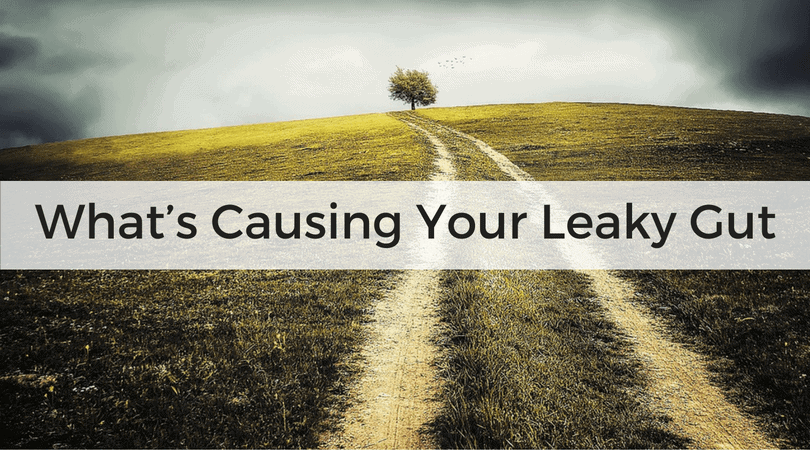 What's Causing Your Leaky Gut