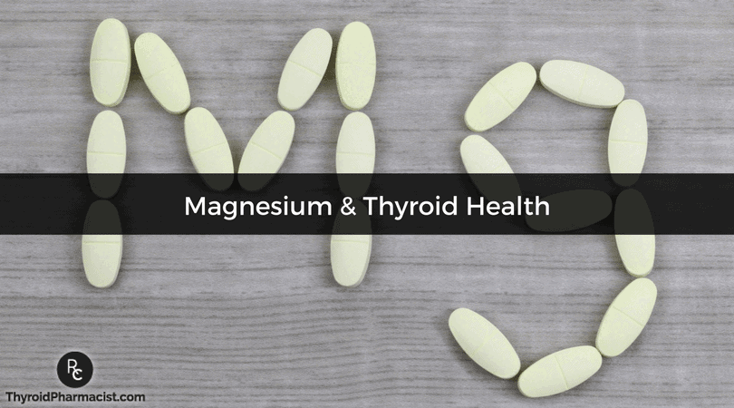 Studies on Magnesium and Thyroid Health