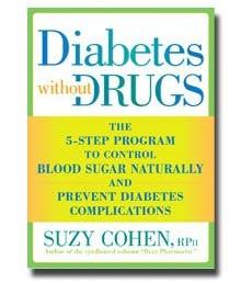Diabetes w:o Drugs - Suzy Cohen
