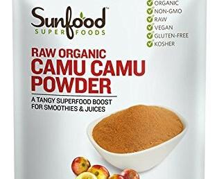 Sunfood Camu Camu Powder