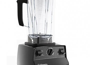 Vitamix 5200 Series Blender, Black