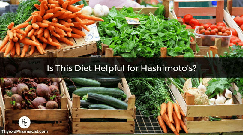 Is This Diet Helpful for Hashimoto's?