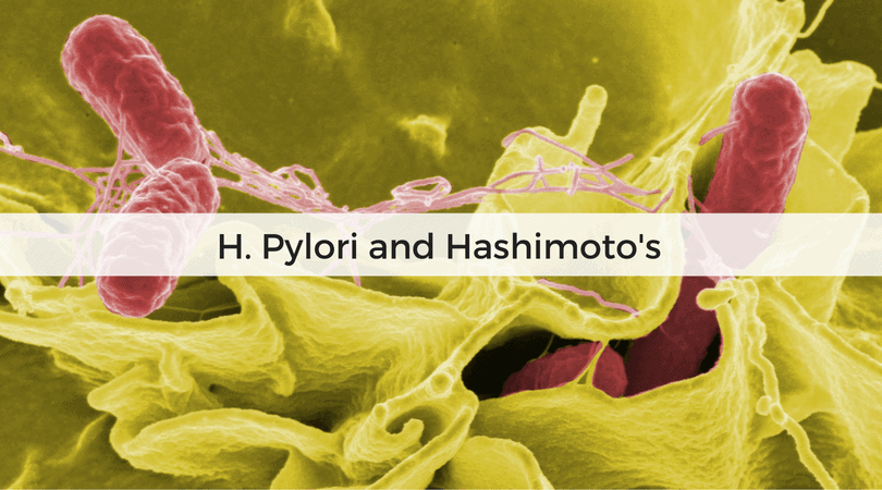 Hashimoto's and Graves' Remission after Helicobacter Pylori Eradication
