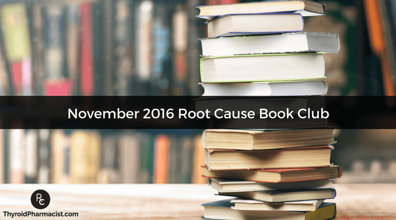 November 2016 Root Cause Book Club