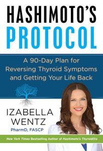Izabella Wentz Hashimoto's Protocol