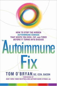 book club - autoimmune fix