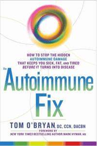 book club - autoimmune fix