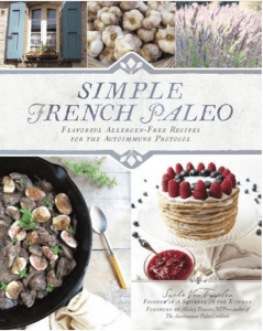 book club - simple french paleo