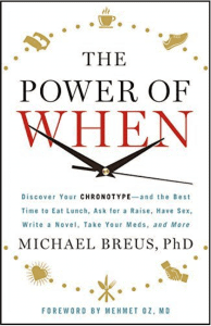 book club - the power of when