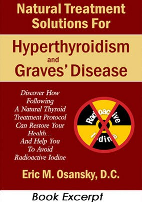 Natural Treatment for Hyperthyroidism