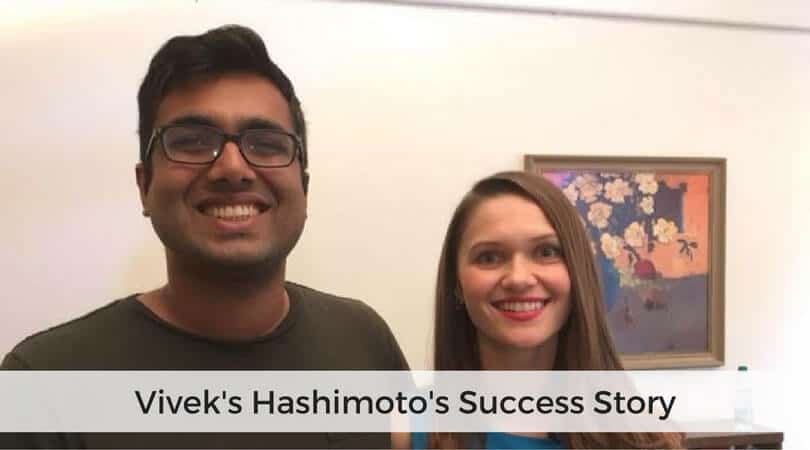 Vivek's Story: How a young man's health challenges led to a life changing app for the autoimmune community