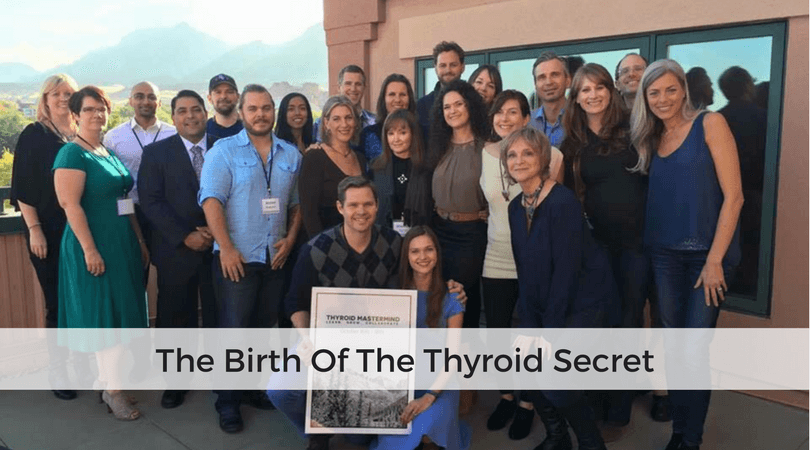 The Birth of The Thyroid Secret