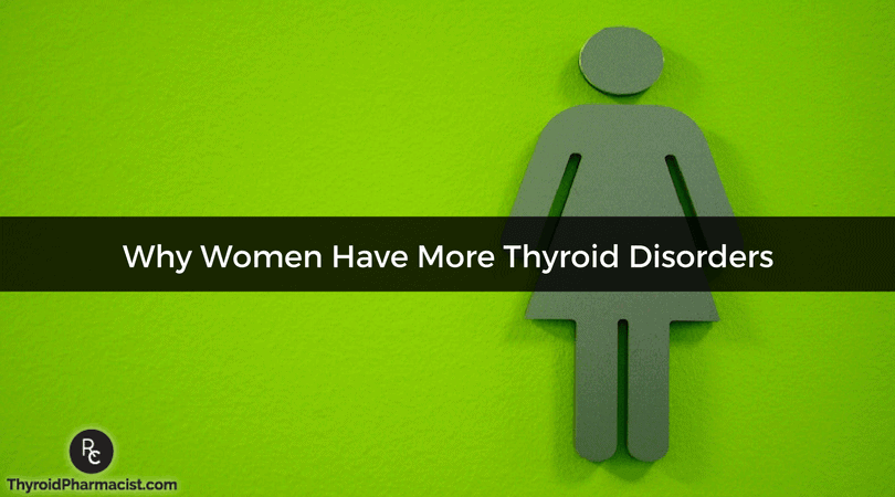 Why Women Have More Thyroid Disorders: The Izabella Wentz Safety Theory
