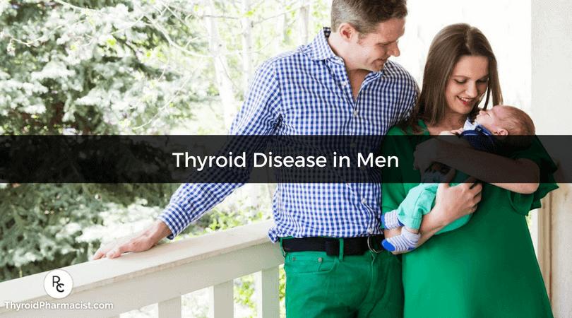 Thyroid Disease in Men