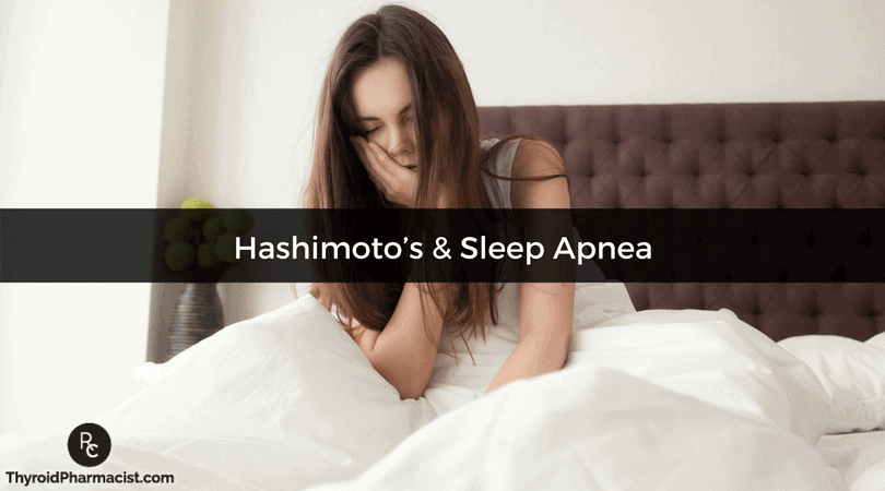 Is sleep apnea a trigger for Hashimoto's? Learn the signs and what you can do about it.