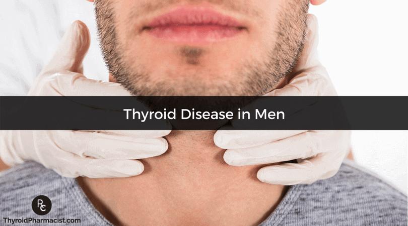 How Thyroid Disease Affects Men Dr Izabella Wentz
