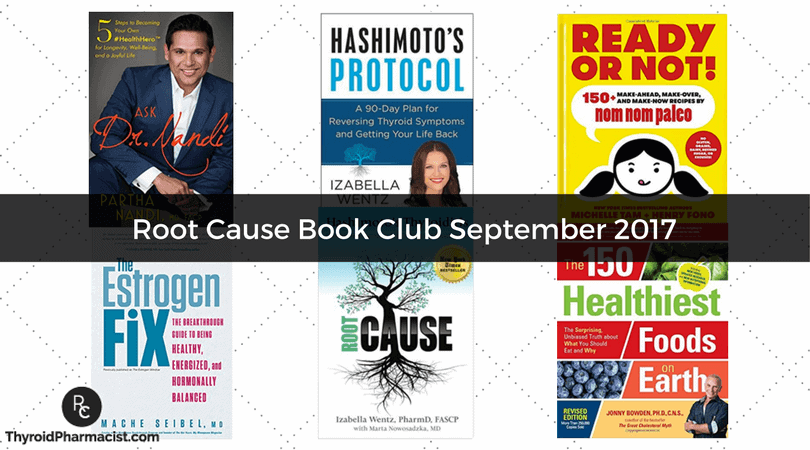 Root Cause Book Club September 2017