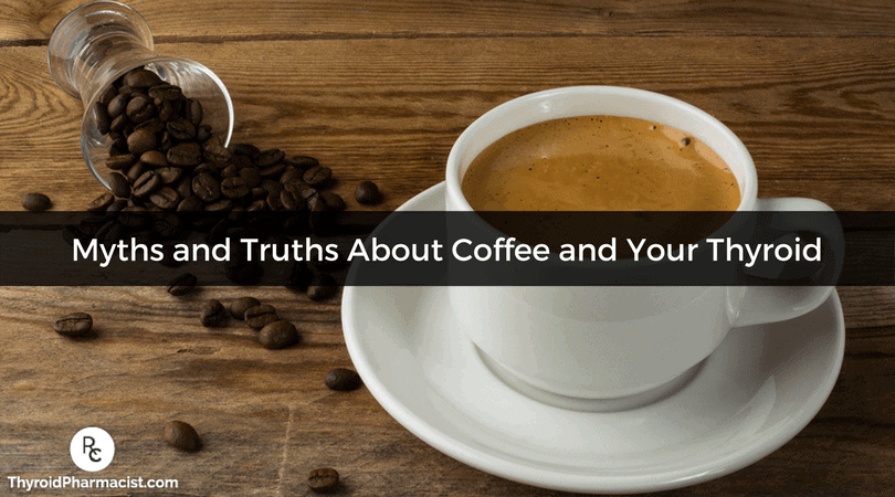 Controversy: Is Coffee Bad For Your Thyroid? Myths and Truths!