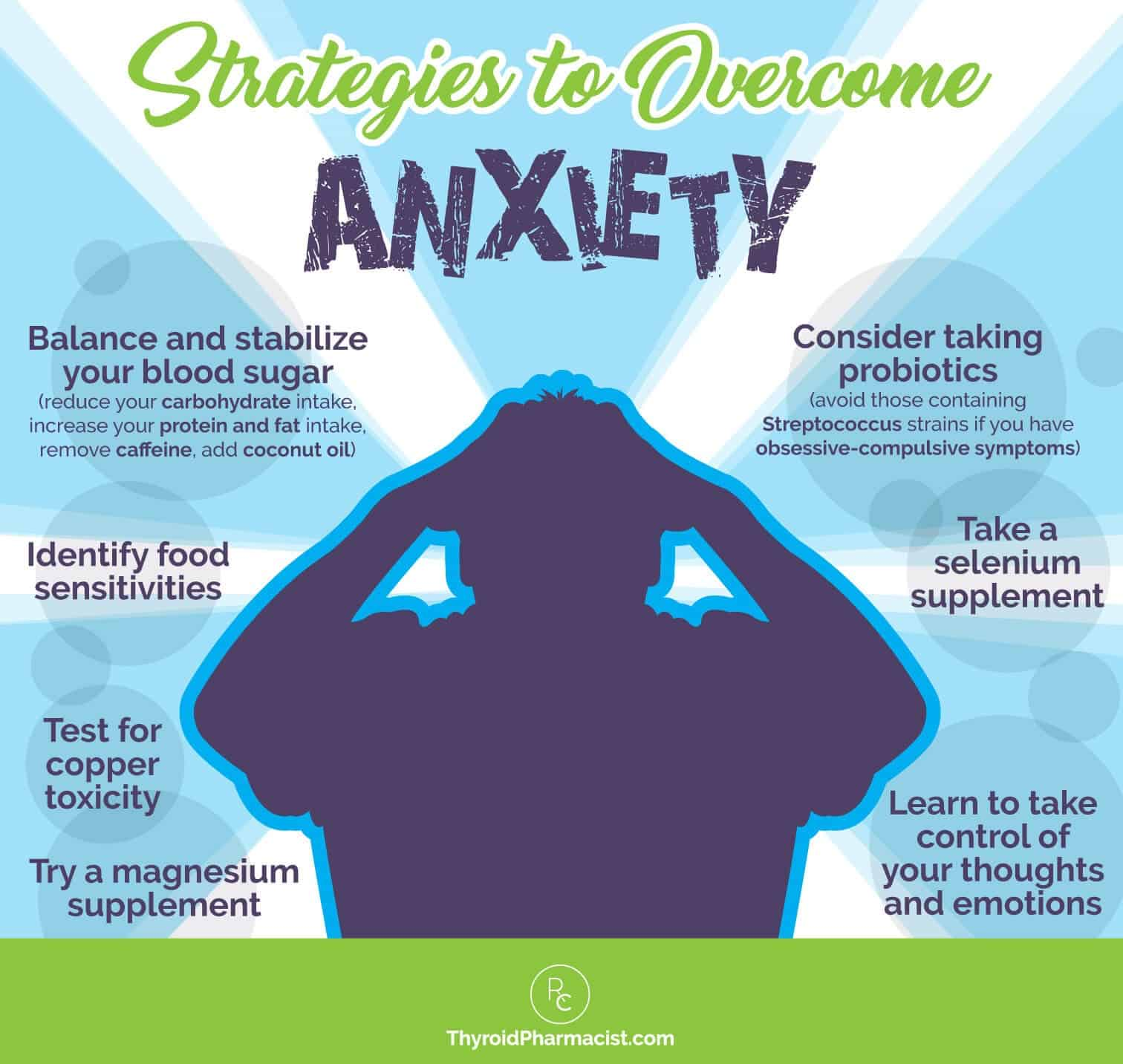 ways to beat anxiety