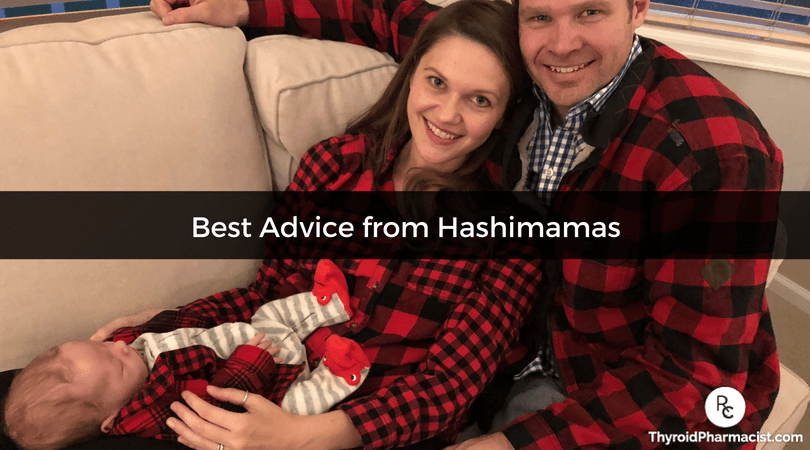 Best Advice from Hashimamas