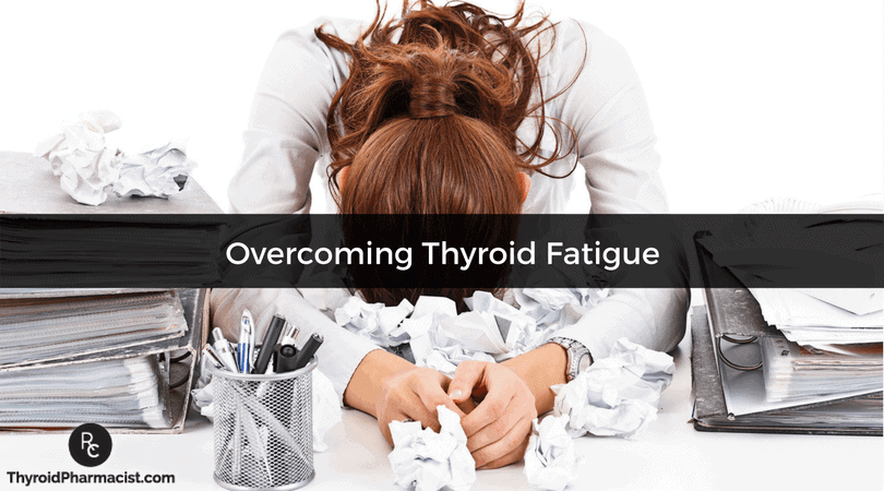 11 Strategies to Overcome Hashimoto's Fatigue
