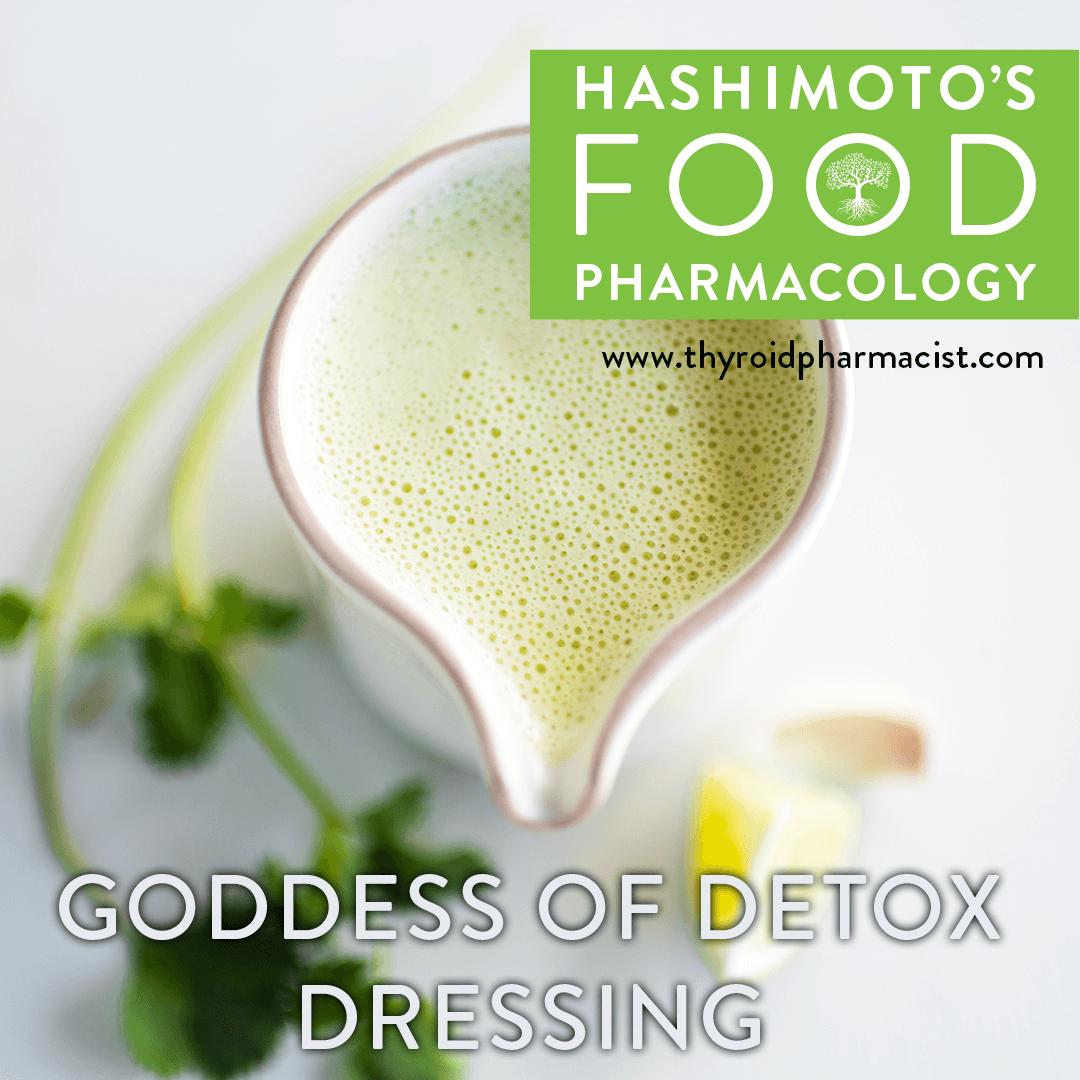 Goddess Detox Dressing