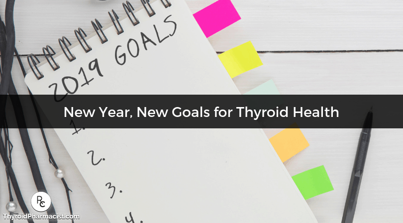 New Year, New Goals for Thyroid Health