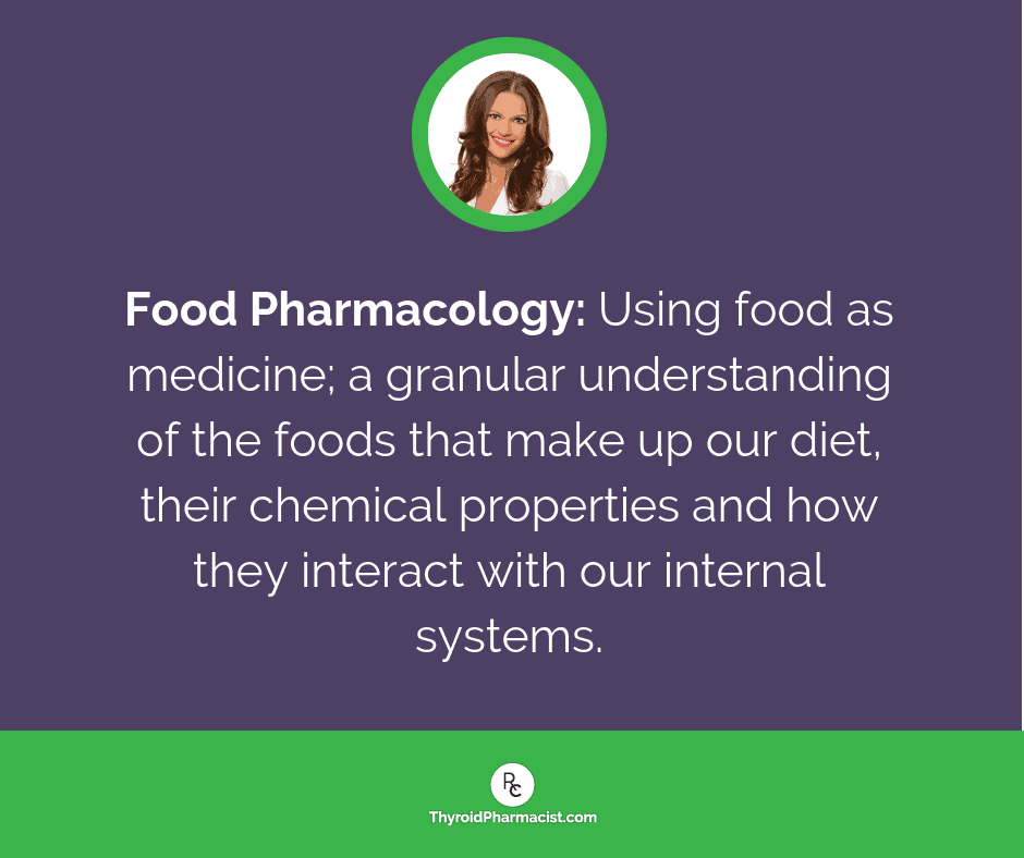 Food Pharmacology