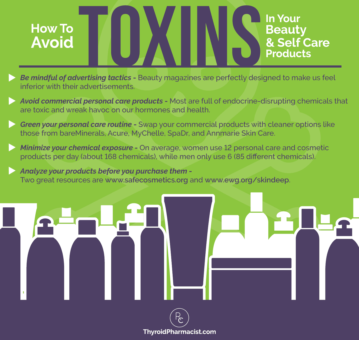 How to Avoid Toxins