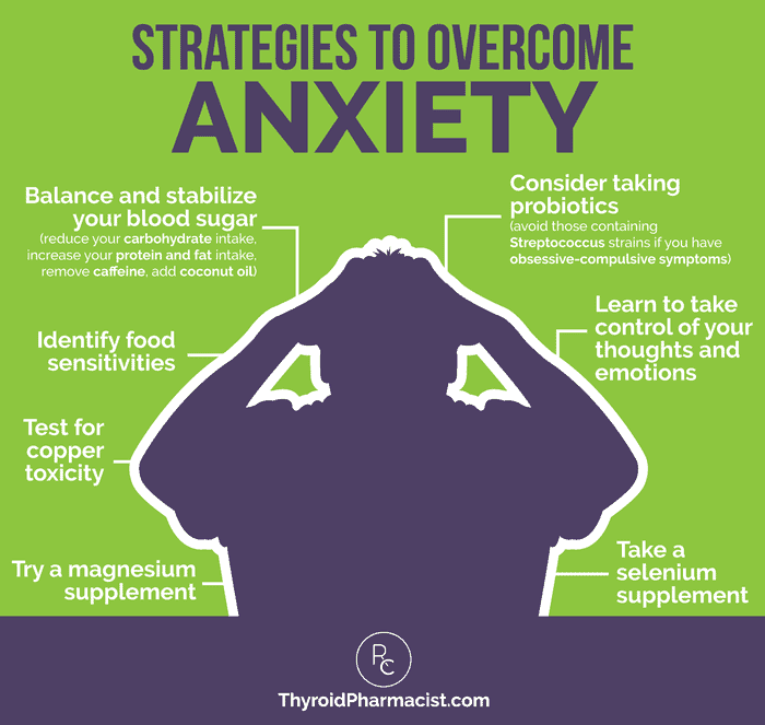 Strategies to Overcome Anxiety