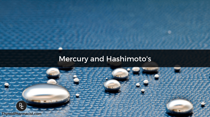 Mercury Exposure and Hashimoto's